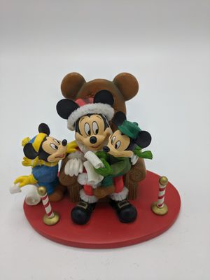 Disney Mickey Santa Christmas list for Sale in Seattle, WA