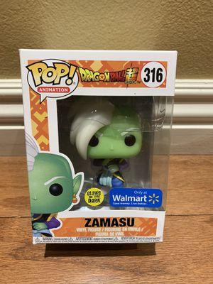 Damaged Box Funko Pop! Dragonball Z Glow Zamasu Walmart Exclusive for Sale in Anaheim, CA