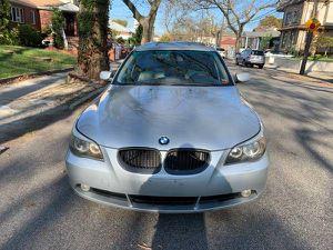 BMW 525i sport v6 clean title for Sale in Bellflower, CA