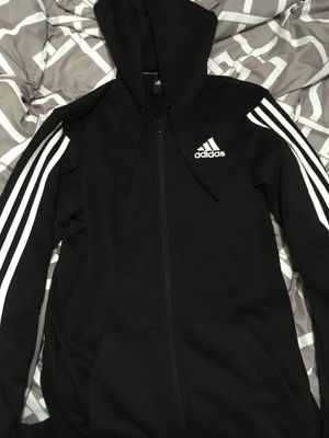 Adidas size small in men's hoodie for Sale in Wimauma, FL