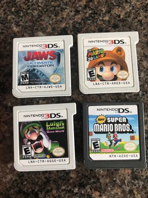 Nintendo 3DS Games for Sale in Southampton, PA