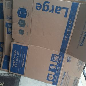 Free MOVING BOXES for Sale in Pasadena, TX