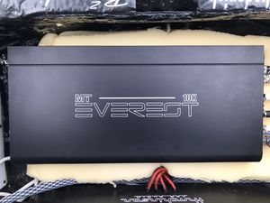 Re Audio Mt Everest 10k for Sale in Clackamas, OR
