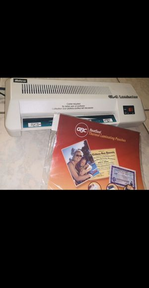 Laminator- Good condition for Sale in Plantation, FL