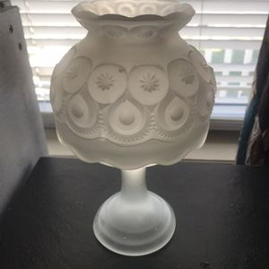 Moon And Stars Frosted Lamp for Sale in Pacific, MO