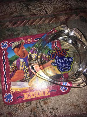 Collectible Joe Camel Glass Ashtray for Sale in Independence, OH