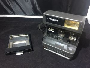 Vintage Polaroid 600 OneStep Film Instant Camera for Sale in Glen Ridge, NJ