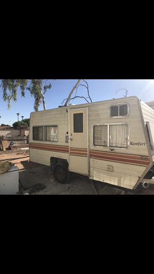 Camper trailer 12 foot 1979 for Sale in Mesa, AZ
