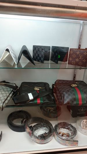 Gucci bags wallets belts for Sale in Las Vegas, NV