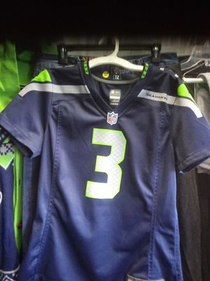 1e26052d Russell Wilson Authentic Seahawks Jersey for Sale in Everett, WA