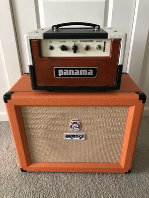 Tube Guitar Amp Head & Orange 112 Cabinet for Sale in Bothell, WA