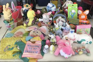 Easter decorations & baskets for Sale in Palm Bay, FL