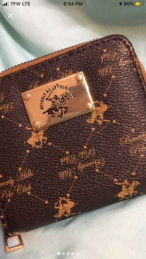 Beverly Hills Polo Club wallet for Sale in Whittington, IL