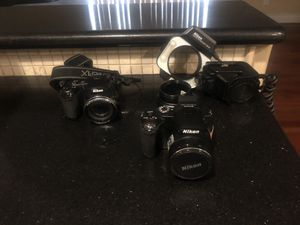 Nikon digital camera's for Sale in San Jose, CA