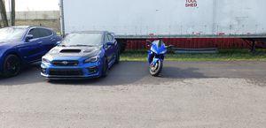 15 up Subaru wrx headlights for Sale in Kentwood, MI