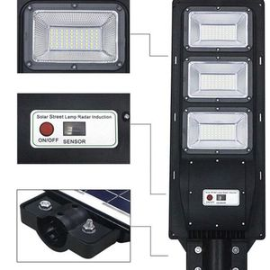 90 Watts Outdoor Solar Street Light 180LED Motion Sensor Remote Control Wall Lamp for Sale in Ontario, CA
