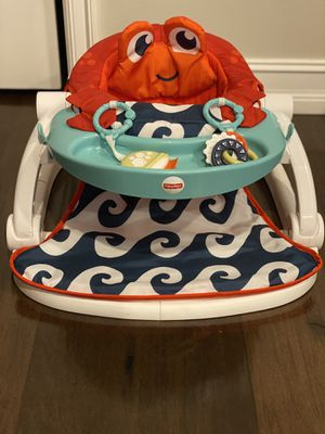 Fisher Price Sit me up seat for Sale in Plantation, FL