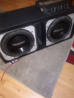 stereo & sound system for Sale in Mount Prospect, IL