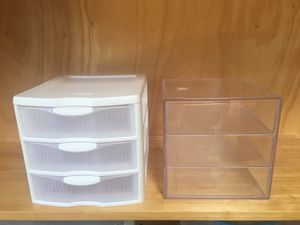 Small Storage Bins Drawers for Sale in San Diego, CA