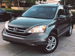 WELL MAINTAINED HONDA CRV 2010 BLUETOOTH WIERLESS LOW MILES for Sale in Orlando, FL