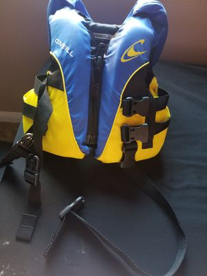 O'Neil life vest U.S.C.G approved (infant) for Sale in Nuevo, CA