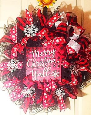 Christmas Wreath for Sale in Inwood, WV
