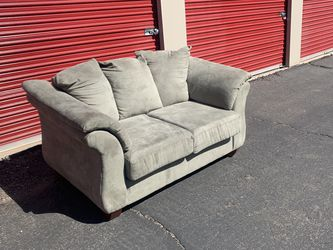 Small Two Seater Couch-FREE DELIVERY for Sale in Glendale,  AZ