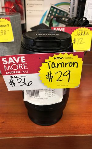 Tamron for Sale in Chicago, IL