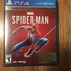 Spider Man (game of the year edition) for Sale in Portland,  OR