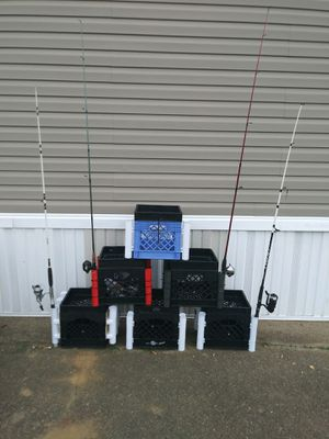 Custom kayak crates for Sale in Reed, KY