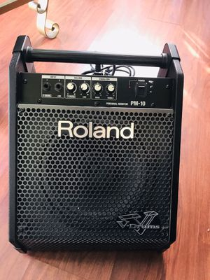Roland's V-Drums -PM-10 for Sale in Fontana, CA