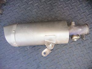 Yamaha titanium exhaust for Sale in Garden Grove, CA