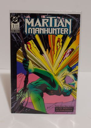 Martian man hunter for Sale in Tigard, OR