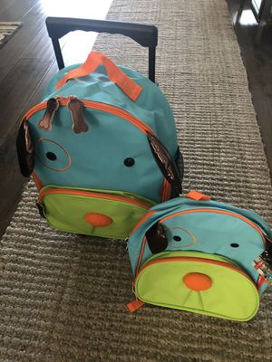 Kids luggage and backpack set-NWT for Sale in Los Angeles, CA