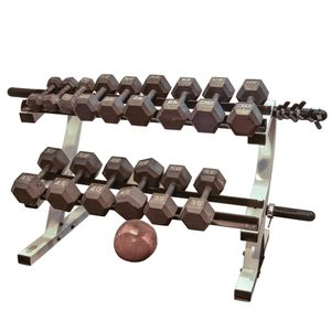 Fitness Gear dumbbell/weight rack NO DUMBBELLS for Sale in Charlotte, NC