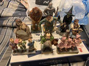 Wizard of Oz Jim Shore Figures for Sale in Alexandria, VA
