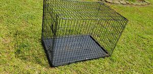Metal dog crate for Sale in Ellenwood, GA