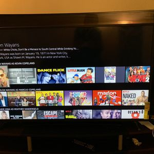 Smart TV 55 for Sale in Portsmouth, VA