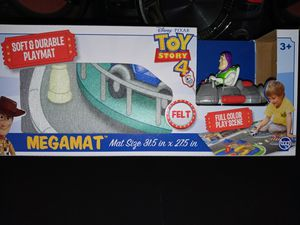 Toy story 4 mega mat for Sale in Riverside, CA