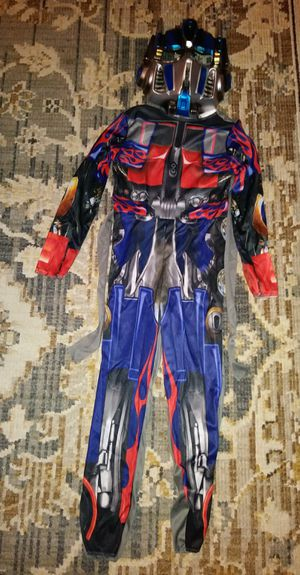 Transformer Halloween costume for Sale in Springfield, MA