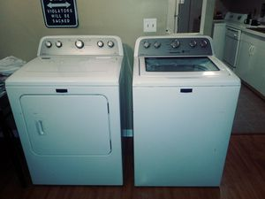 Maytag Washer & Dryer for Sale in Winter Haven, FL