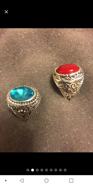 Rings, size 8 for Sale in Albany, NY