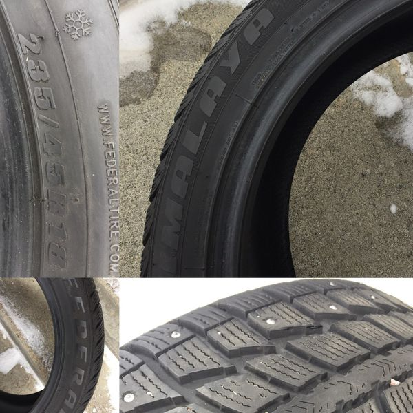 235/45 R18 Snow Tires For Sale In Pasco, WA