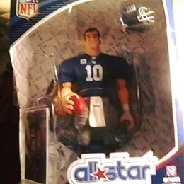 Eli Manning collectable figure for Sale in Wichita, KS