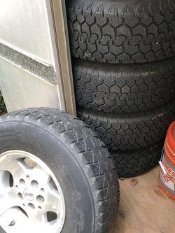 Original Jeep Wheels for Sale in Lake Forest,  CA
