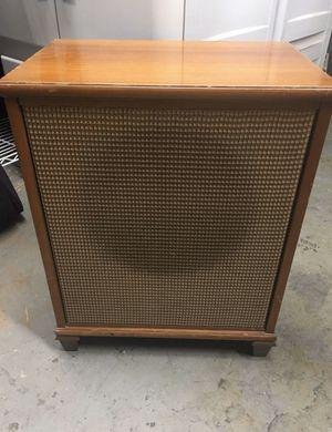 "Vintage Hammond 12"" Speaker Cabinet with 12"" Celestion Speaker for Sale in West Covina, CA"