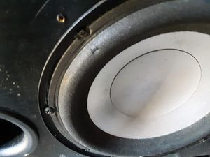 """KLIPSCH 8"""" DRIVERS. SUBS.. AND BOX. . for Sale in Denver, CO"""