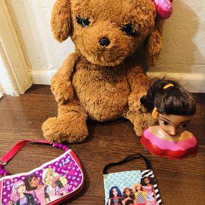 Barbies Plush, Bags, Shopkins, Hatchables for Sale in Houston, TX