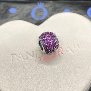 Dark Pink Pave Pandora Charm for Sale in Waukegan, IL