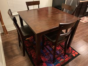 Breakfast High Table Set for Sale in San Antonio, TX